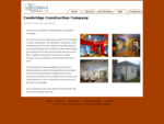 EDMAX Builders Ltd Cambridge - Interior Design, Carpentry and Construction Company Based in ...