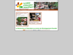 Le site dédié au métier d'éducateur scientifique.  l'ONG Objectif Sciences Internati...