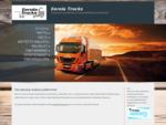 Eerola Trucks Uudet Iveco- Hyötyajoneuvot Tampereelta