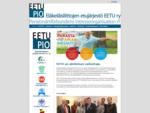 Etusivu - EETU-PIO