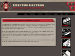 Effectum Electron - Amplifiers Effects Repair Lab