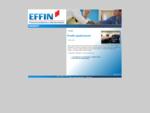 EFFIN s. r. o. - Finančné poradenstvo a reštrukturalizácia