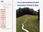 Encontro de Formação de Internos de Psiquiatria - Sesimbra hotel spa