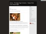 Home - The Eggy Egg Company - Happy Hens Free Range Eggs