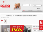 Scooter Electrica, Scooters de Mobilidade, Artigos de Ortopedia em Portugal   EGIRO