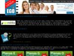 Interneto svetainiųtinklapių kūrimas EGOMEDIA - VISI IR VISADA SKIRTINGI