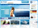 Kreuzfahrten, Schiffsreisen - Kreuzfahrt bei e-hoi online buchen