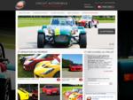 Site officiel du Circuit automobile de Pont l039;Evecirc;que en Normandie | Stage pilotage, karti