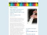 Piano Lessons Mornington Peninsula