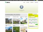 NAUJI BUTAI, butai Vilniuje, nekilnojamasis turtas, biurai, patalpos | Eika