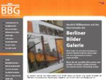 Berliner Bilder Galerie Bilderrahmung, Bilderrahmen, Rahmen, Kunstdrucke und Restaurierung