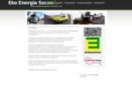 Eko Energia Szczecin - węgiel kamienny