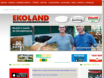 EKOLAND, vakblad voor biologische landbouw, verwerking en afzet - Organic agriculture in the ...