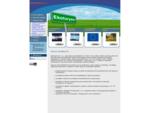 Strona firmy EKOTURYZM Sp. z o. o. - kompleksowa oferta dla branży turystycznej, samorządów, loka