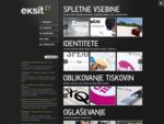 Oglaševalska agencija Eksit | oglaševanje in marketing