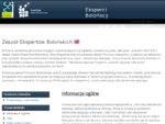 Informacje ogólne | Eksperci Bolońscy