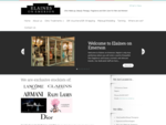 Elaines | Clinic Make-up, Beauty Therapy, Fragrance and Skin Care For Men and Women
