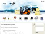 Tõsteseadmed | Tõstukite varuosad | Elcar Grupp