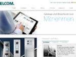 ELCOM - Moderne Sprechanlagen, Türsprechanlagen und Briefkästen für Architekten, Installateure und