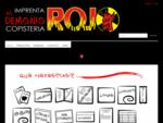 Tienda El Demonio Rojo | Copistería e Imprenta | Imprenta barata en Móstoles | Copistería en Madr