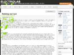 Electrolab Hackerspace Fablab in nanterre