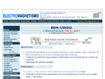 ElectroMagnetismo - Um produto OpenMind. web. pt