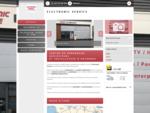Antennes de télévision (vente, installation) - Electronic Service à Le Mans