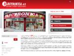 Electronica Α. Ε - Air-condition - Κλιματιστικά - Λέβητες ξύλου - Αντλίες θερμότητας - Λέβητες ...