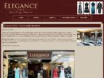 Elegance - Salon Mody Damskiej (Lublin) - Sklep z odzieżą damską suknie, sukienki, spodnie, bluzk