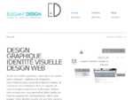 Elegant Design Agence de communication graphique et publicité | Hossegor Capbreton Seignosse Dax B