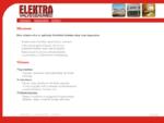 Elektra valveseadmed