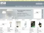 EA Belysning - lamper - el materiell