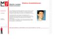 Martin Lemke - Elektroinstallationen - Ihr Meisterbetrieb in Hamburg