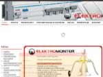 HURTOWNIA SPRZĘTU ELEKTRYCZNEGO ELEKTROMONTER ŁÓDŹ OSPRZĘT ELEKTRYCZNY OŚWIETLENIE - start