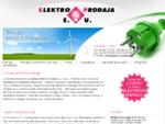 Prodaja elektricne energije, peleti, elektrika, elektricna energija - elektro-prodaja. eu