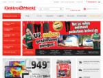 Elektromarkt | buitinės technikos ir elektronikos parduotuvių tinklas