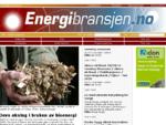 Hjem - Energibransjen