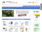 Elektroshop. nl | Elektroshop elektromaterialen online vd draad kabel schakelmateriaal Gira lampen