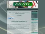 Witaj na stronie firmy Hurtownia Elektrotechniczna Elektryk Janusz Iwański