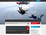 Parachute Tandem, Bapteme chute libre Bretagne - Bapteme chute libre Vannes | Element'Air ...