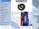 Elements Natural Therapy Home