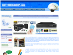 Kit videosorveglianza megapixel, videosorveglianza FULL HD 169