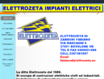 ELETTROZETA IMPIANTI ELETTRICI E RIGENERAZIONE CARTUCCE E TONER PER STAMPANTI