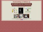 Homepage Wilco en Elvira de Ridder