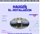 Haugen El. installasjon