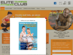 ELITE TRAININGS FITNESS CLUB ELITE TRAININGS FITNESS CLUB