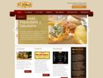 En el Jolgorio tenemos una gastronomía que va acorde a los ritmos y ciclos de la naturaleza, lo que