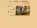 ELJOT - MEBLE Z RATTANU, RĘKODZIEŁO ORIENTALNE