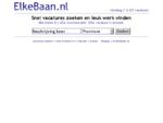 Vacatures vinden met ElkeBaan. nl - alle banen en snel baan en werk zoeken