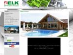 Προκατασκευασμένα σπίτια - προκατ | ELK Efficient Houses